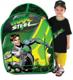 Barraca Infantil Max Steel - Barão Toys