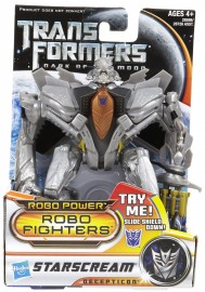 Transformers Robo Fighters Starscream Hasbro