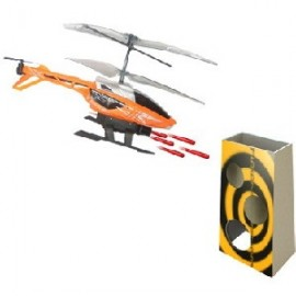 Helicóptero Heli Blaster 3 Canais Com Mísseis 2724 DTC GERALSHOPPING