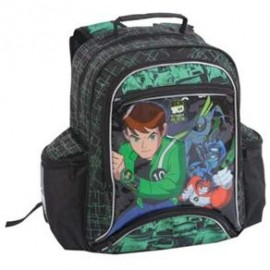 Mochila Dermiwil Ben 10 Ultimate Alien Green GERALSHOPPING