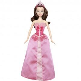 Princesas Disney Mattel Vestidos Mágicos - Bela W1136/W1138