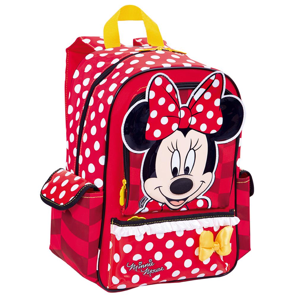 73f8e8203 Mochila de Ombro M Infantil Minnie 15Y Sestini - Geral Shopping