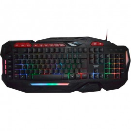 Teclado Gamer Usb Multicor Xfire Bifrost