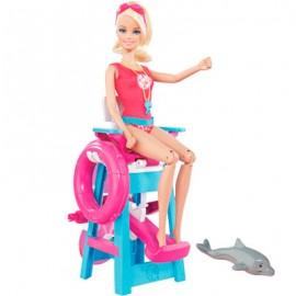 Barbie Quero Ser Salva-Vidas - Brinquedo Mattel