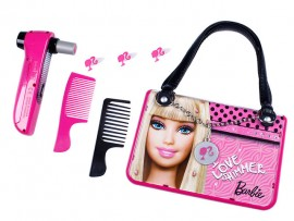 Barbie Presilhas Divertidas Luxo - Barão Toys