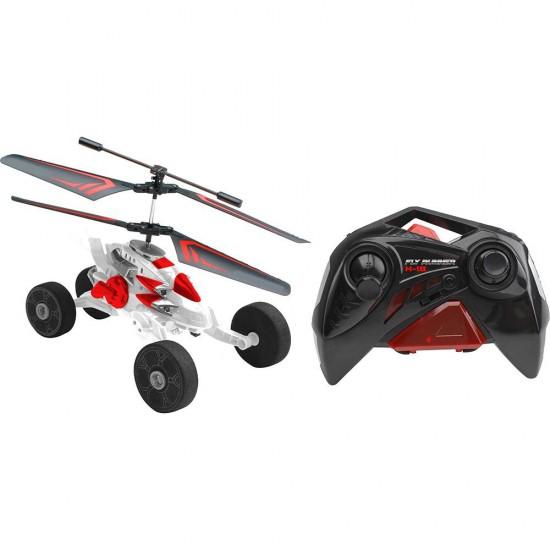 Fly Runner Helicóptero Carro - Candide